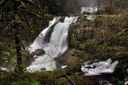 Coquille River Falls - South Fork