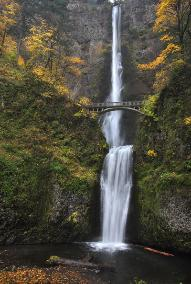 Multnomah Falls #1 - Columbia River Gorge